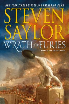 Wrath of the Furies: A Novel of the Ancient World (Novels of Ancient Rome #15) Cover Image
