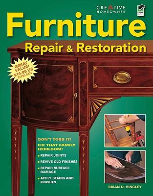 Furniture Repair & Restoration Cover Image