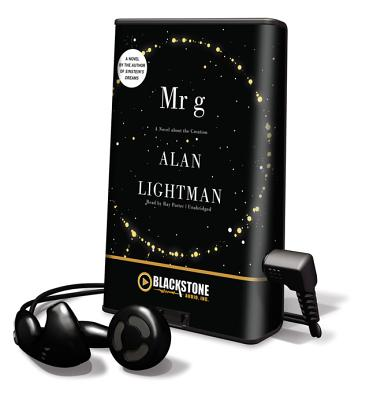 Mr. G: A Novel about the Creation [With Earbuds] (Playaway Adult Fiction) Cover Image