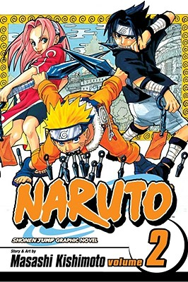 Naruto, Vol. 2 cover image
