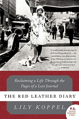 The Red Leather Diary: Reclaiming a Life Through the Pages of a Lost Journal Cover Image