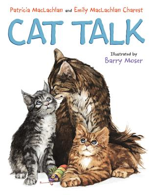 Cat Talk Cover Image