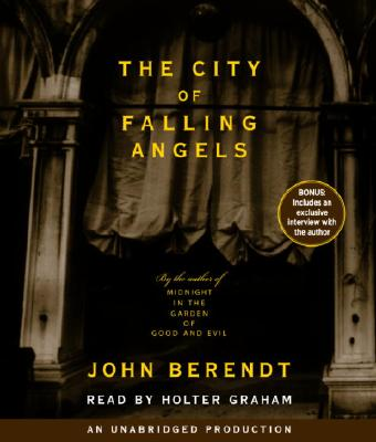 The City of Falling Angels Cover Image