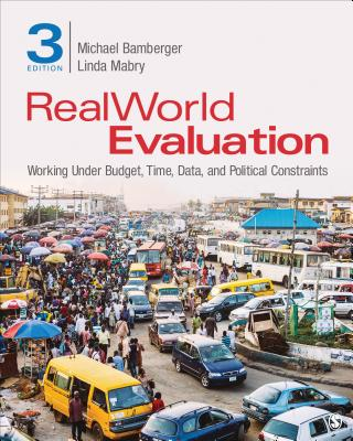 Realworld Evaluation: Working Under Budget, Time, Data, and Political Constraints cover