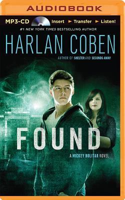 Found (Mickey Bolitar #3) Cover Image