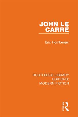 John Le Carré Cover Image