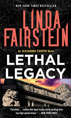 Lethal Legacy Cover
