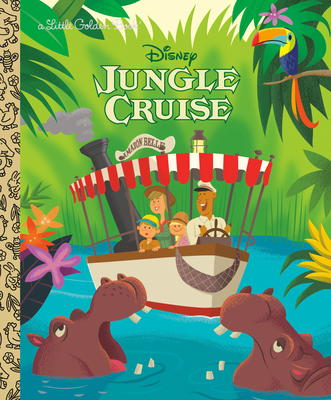 Jungle Cruise (Disney Classic) (Little Golden Book) Cover Image