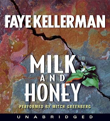 Milk and Honey CD (Decker/Lazarus Novels #3) Cover Image