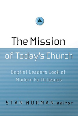 The Mission of Today's Church Cover