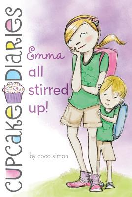 Emma All Stirred Up! (Cupcake Diaries #7) Cover Image