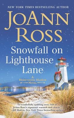 Snowfall on Lighthouse Lane (Honeymoon Harbor #2) Cover Image