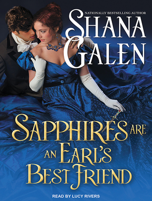Cover for Sapphires Are an Earl's Best Friend (Jewels of the Ton #3)