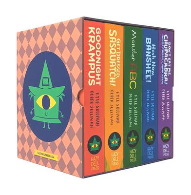 Hazy Dell Press 5-Book Gift Set Cover Image