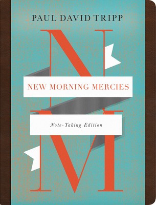 New Morning Mercies (Note-Taking Edition) Cover Image