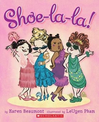 Shoe-la-la! Cover Image