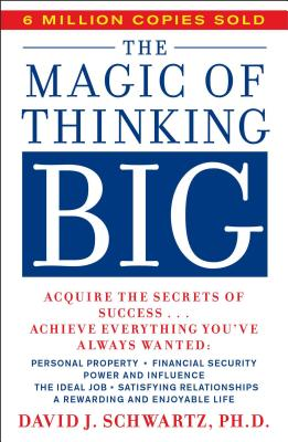 Magic Of Thinking Big Cover Image