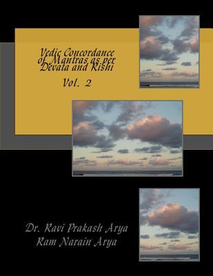 Vedic Concordance of Mantras as Per Devata and Rishi cover