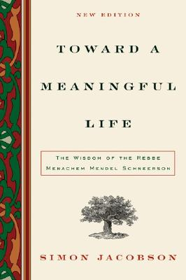 Cover for Toward a Meaningful Life
