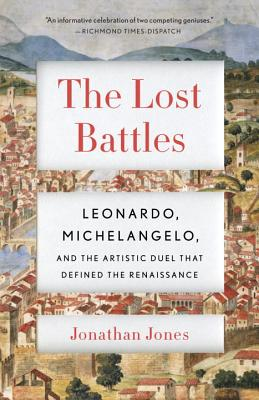 The Lost Battles Cover