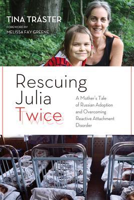 Rescuing Julia Twice Cover