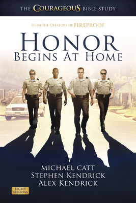 Honor Begins at Home - Bible Study Book Cover Image