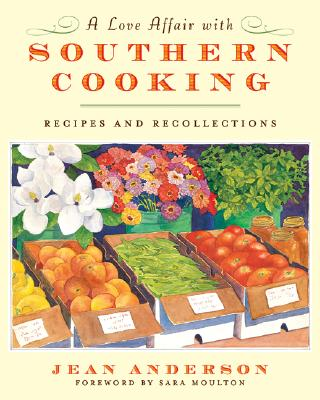 A Love Affair with Southern Cooking Cover