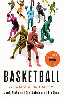 Basketball: A Love Story Cover Image