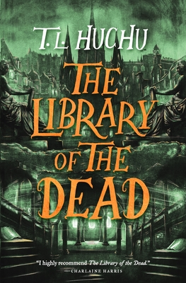 The Library of the Dead (Edinburgh Nights #1) Cover Image