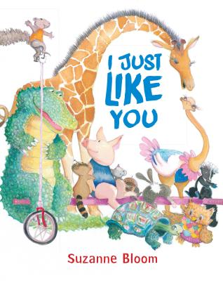 I Just Like You Cover Image