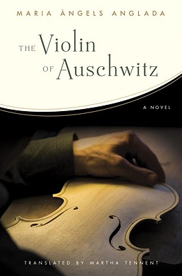 Cover for The Violin of Auschwitz