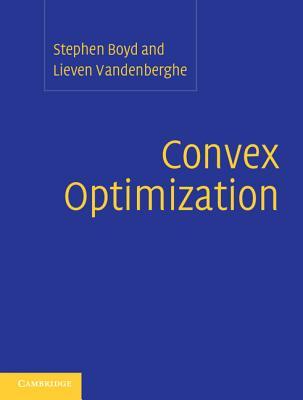 Convex Optimization Cover Image