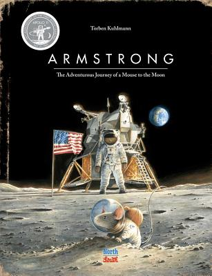 Armstrong Special Edition : The Adventurous Journey of a Mouse to the Moon (Mouse Adventures) Cover Image