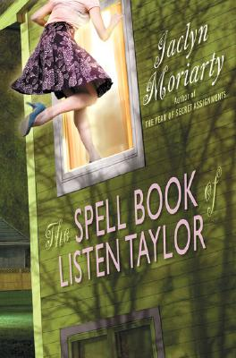 The Spell Book of Listen Taylor Cover