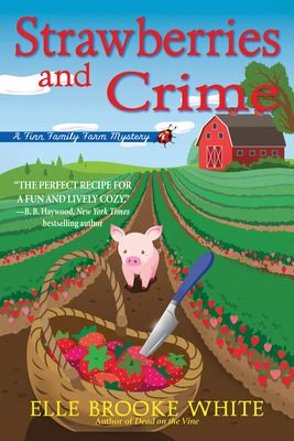 Cover for Strawberries and Crime