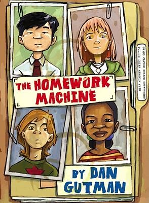 The Homework Machine Cover