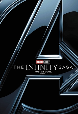 MARVEL'S THE INFINITY SAGA POSTER BOOK PHASE 1 TPB Cover Image