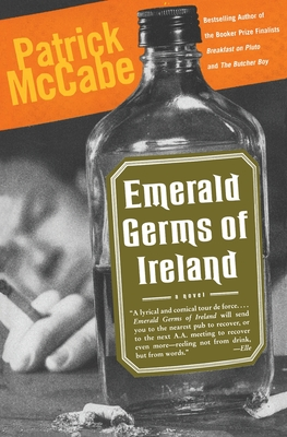 Emerald Germs of Ireland Cover Image