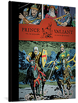 Prince Valiant Vol. 22: 1979-1980 Cover Image