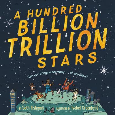 A Hundred Billion Trillion Stars Cover Image