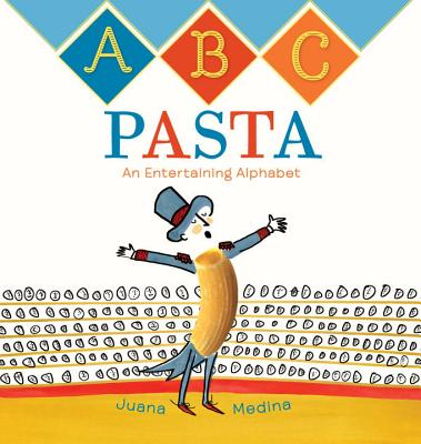 ABC Pasta: An Entertaining Alphabet Cover Image