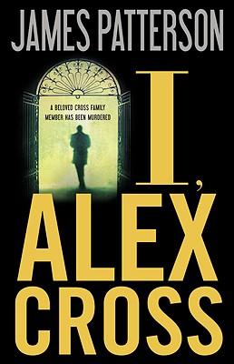 I, Alex Cross Cover