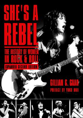 She's a Rebel Cover