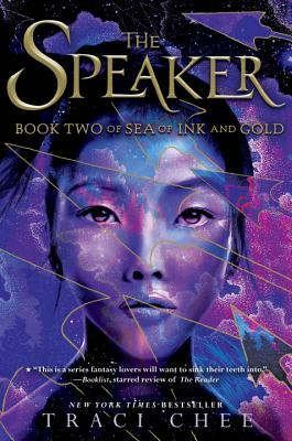 The Speaker (Sea of Ink and Gold #2) Cover Image