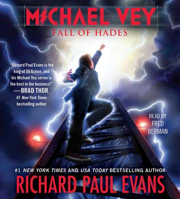 Michael Vey 6: Fall of Hades Cover Image