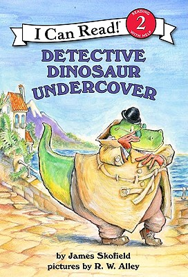 Detective Dinosaur Undercover Cover