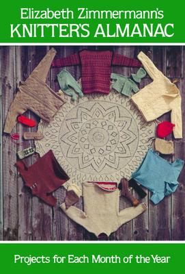 Elizabeth Zimmermann's Knitter's Almanac Cover