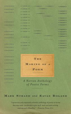 The Making of a Poem Cover
