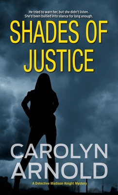Cover for Shades of Justice