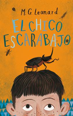 El chico escarabajo Cover Image